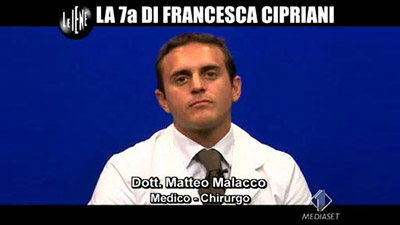 La settima di Francesca Cipriani