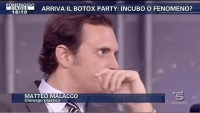 Arriva il botox party: incubo o fenomeno?