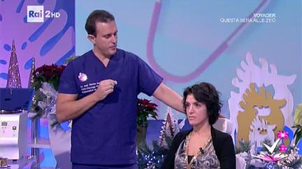 Revitalizing explained by Dr. Matteo Malacco - Rai 2 TV, Detto Fatto, 12/12/16
